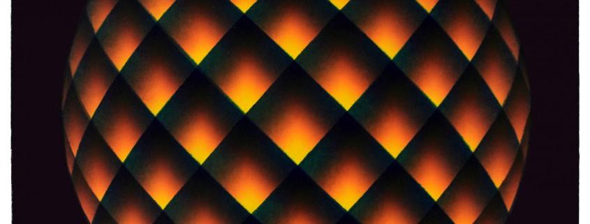 149. Tresnitt. 435mm x 435mm. Tom Eidvold Larsen