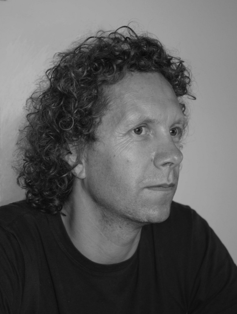 Portrett av Tom Eidsvold Larsen